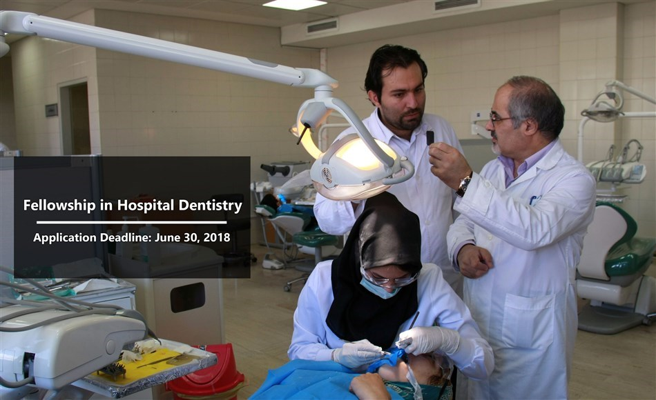 Fellowship in Hospital Dentistry