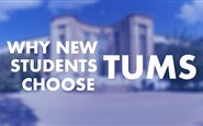 Why New Students Choose TUMS